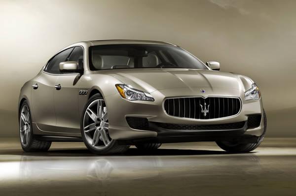 Quattroruote elegge Maserati Ghibli Novità dell'Anno