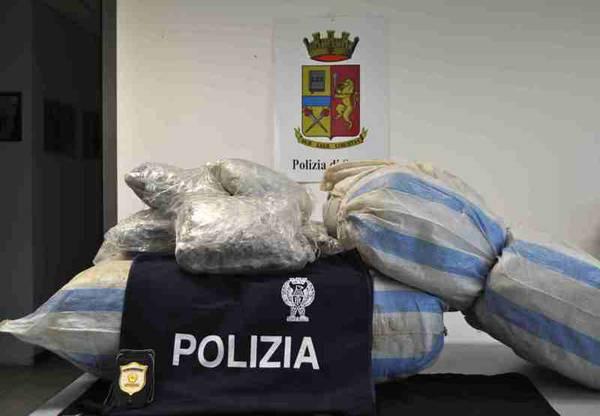 Droga, sgominata organizzazione che gestiva traffico Albania-Sicilia$
