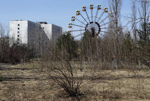 Risultati immagini per chernobyl effetti radiazioni