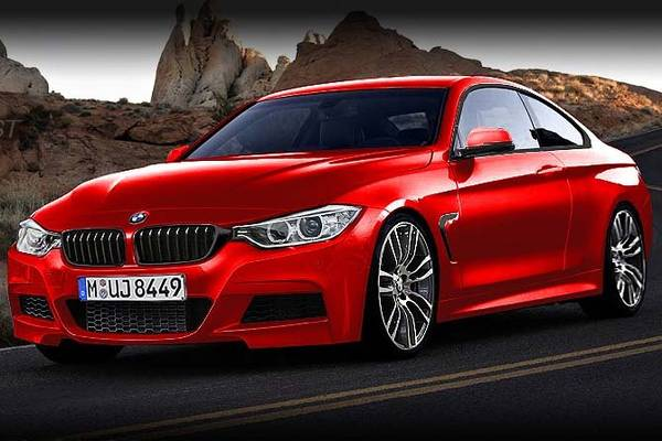 bmw serie 4 m sport la concept sara 39 allo show di detroit prove e novit motori. Black Bedroom Furniture Sets. Home Design Ideas