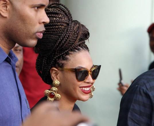 Beyonce'-Jay Z a Cuba, scoppia il caso