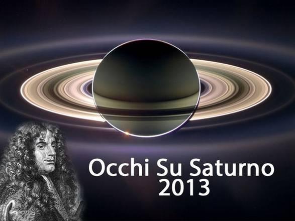 Sabato 18 maggio 'Occhi puntati su Saturno' (fonte: Stellaria)