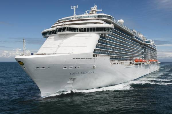 FINCANTIERI: CONSEGNATA REGAL PRINCESS, NAVE CROCIERA RECORD