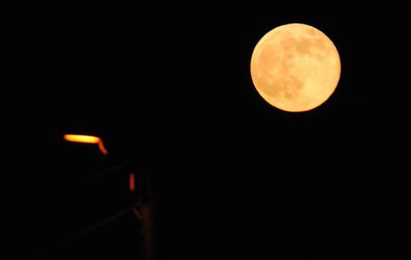 Appuntamento con la super Luna