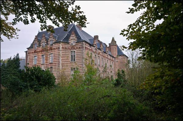 Il 'tesoro' di un castello in Belgio: sei Alfa da collezione Ritrovate casualmente 1370341129009_7