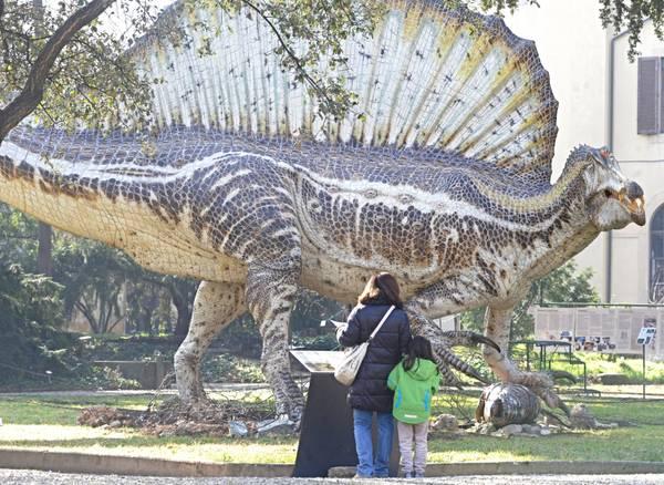 Dinosauri erano a sangue caldo natura ambiente energia for Mammiferi che vivono in acqua