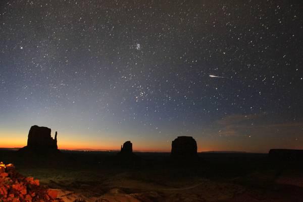 Le stelle cadenti regine del cielo di agosto (fonte: Marco Meniero, www.meniero,it)