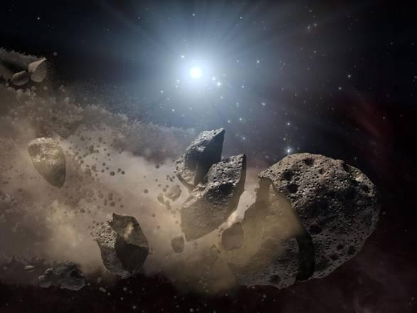 Sono 10.00 gli asteroidi finora osservati vicino alla Terra (fonte: NASA/JPL-Caltech)