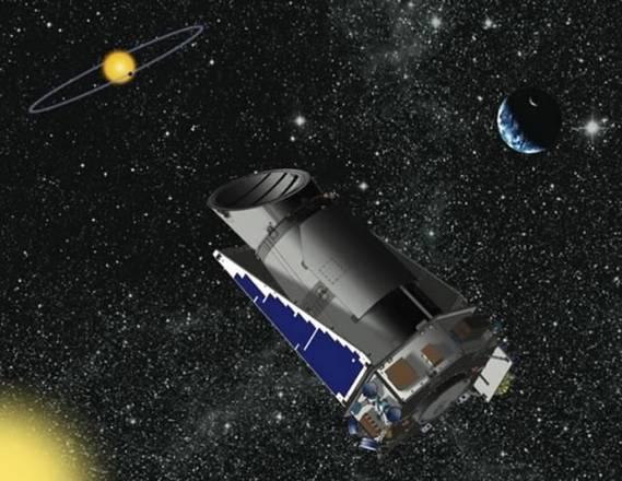 Irrecuperabile il telescopio Kepler, cacciatore di pianeti