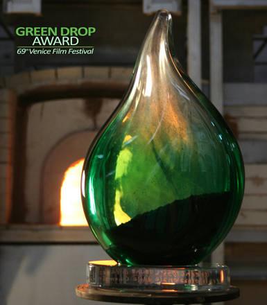 Il Green drop award torna alla Mostra del cinema del Venezia (foto archivio)