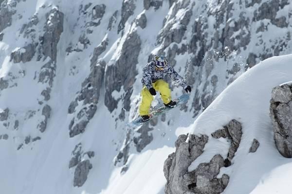 Snowboard in Friuli Venezia Giulia (Foto: Pentaphoto