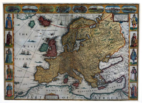 Cartina Spagna Romana.Mostre Antiche Mappe D Europa Dai Romani A Carte Satiriche Speciale Elezioni 2014 Ansa It