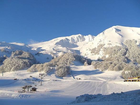 Ecco le 10 piste da sci pi belle centro e sud italia - Regioni italiane non bagnate dal mare ...