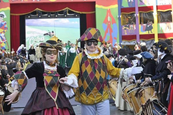 Venezia : Il Carnevale di Venezia