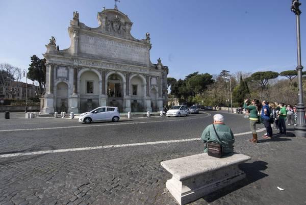 Fontanone Simbolo Della Grande Bellezza Photostory Curiosita