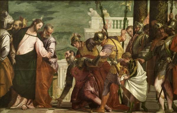Alla National Gallery i capolavori del Veronese: 'Cristo e il centurione' (1570)