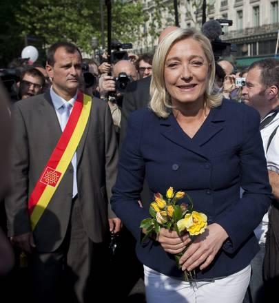 Front National secondo partito Francia, sondaggio