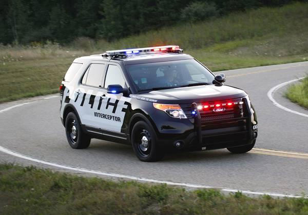I poliziotti americani preferiscono i SUV