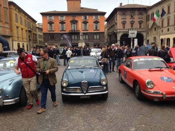 Auto storiche, equipaggio italiano vince GP Terre di Canossa