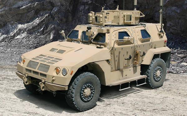 Tempi lunghi per il modello militare erede dell'Hummer
