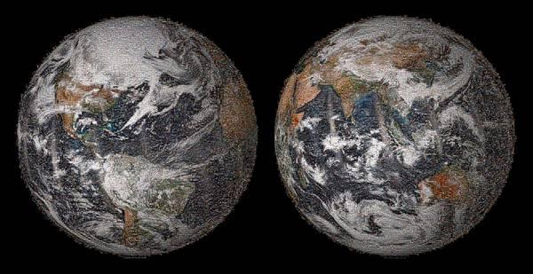 La Terra in 36 mila 'selfie'
