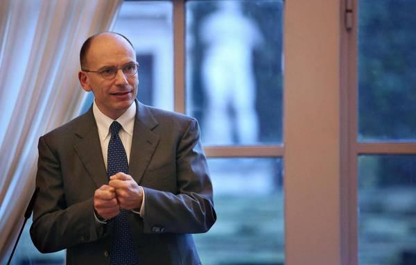 Enrico Letta nuovo presidente dell'Istituto Jacques Delors Fbd183d27079f767fef20f174c943858