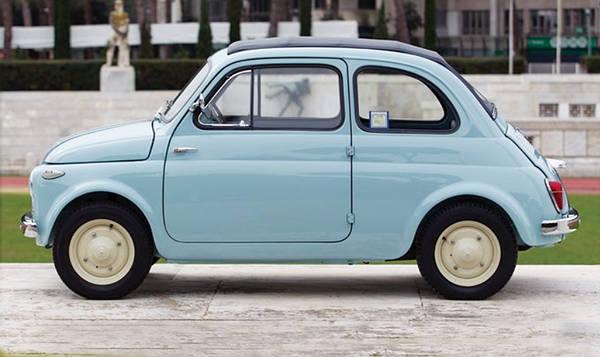 Sfiora 50mila Euro Base D Asta Record Per Fiat 500 Del 1957