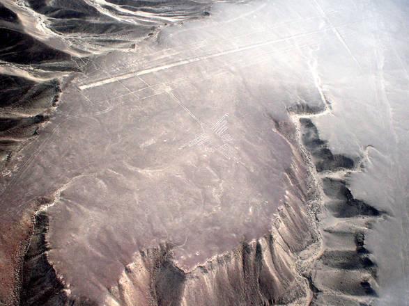 Le piste di Nazca non sono le più antiche, scoperte in Perù piste tracciate almeno tre secoli prima (fonte: Martin St-Amant)