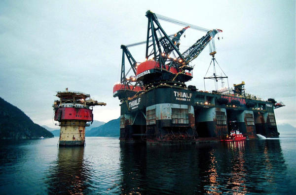 Legambiente, 12.000 kmq a rischio petrolifero in Adriatico
