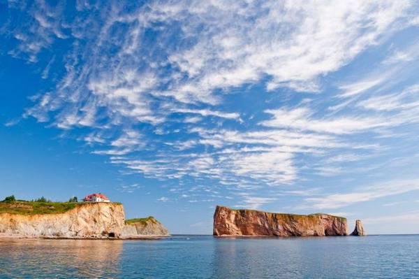 Canada: san lorenzo, il grande fiume del québec