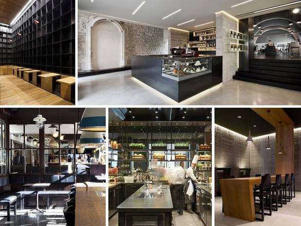 Bar e ristoranti d 39 autore gioia per occhi e palato - Design d interni milano ...