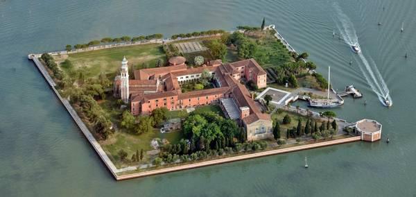 Venezia, Isola di San Lazzaro degli Armeni - Foto di Anton Nossik