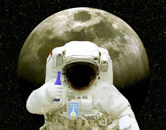 Missione sulla Luna per vetro, nel 2017 formula nello ...