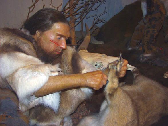 L'uomo di neandethal era in Italia già 250.000 anni fa (fonte: Ökologix)