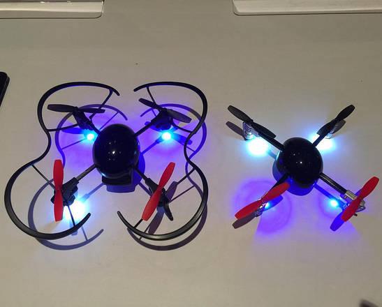 Si prepara la rivoluzione dei microdroni, possono volare ovunque (fonte: Eddie Codel)