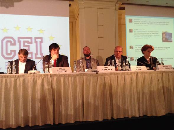 Il South East Europe Media Forum 2015 a Bucarest