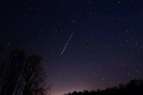 Arrivano le Geminidi, le stelle cadenti d'inverno (fonte: Jeff Smallwood)