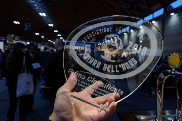 'Birre dell'anno' premiate a Rimini,vince produttore reatino