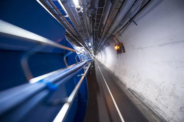 L'acceleratore Lhc pronto per ripartire a fine marzo (fonte: CERN)