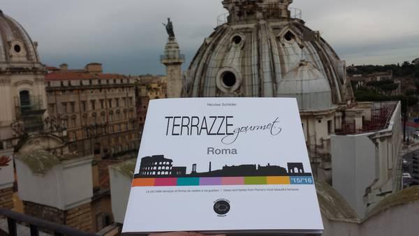 Terrazze Gourmet, in guida le più belle di Roma - Libri ...
