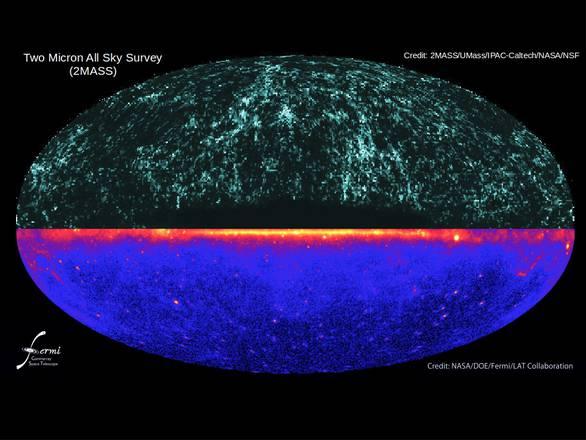 Si 'stringe il cerchio' intorno alla materia oscura