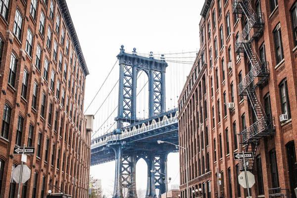 Usa dumbo la new york all 39 ombra del ponte di manhattan for Vacanza a manhattan