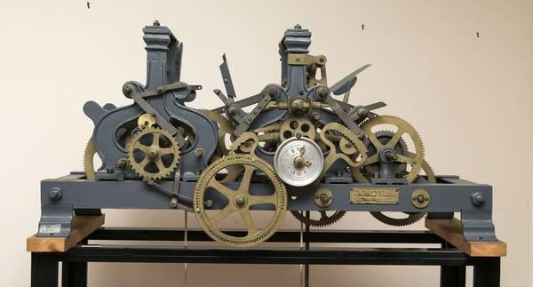 acquista originale super popolare chiaro e distintivo Rinasce il Museo degli Orologi da Torre - Ricerca nel Sud ...