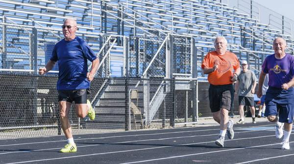 Al via mondiali di atletica per super nonni,sport non ha età