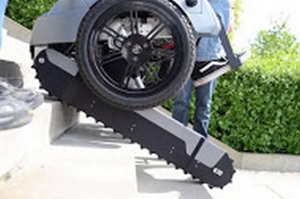 Sedie A Rotelle Per Scale : Montacarichi addio la sedia a rotelle sale le scale tecnologie