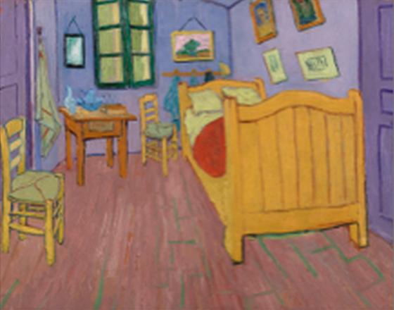 Il tempo ha \'ricolorato\' i dipinti di Van Gogh - Fisica e ...