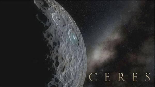 A volo d'angelo su Cerere, il video realizzato grazie alla sonda Dawn (fonte: NASA)