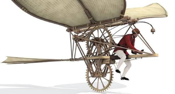 Ricostruita La Bicicletta Volante Di Leonardo Da Vinci Spazio