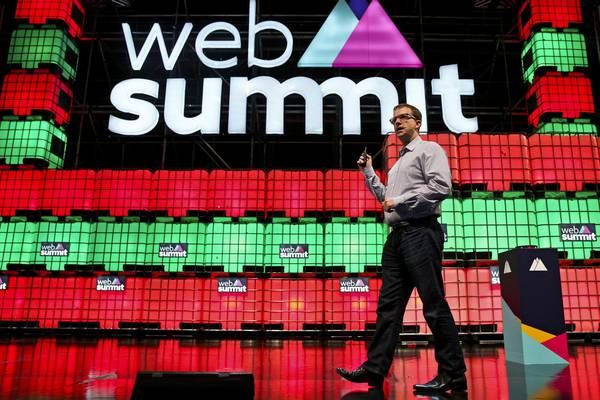 Web Summit in Lisbon - Mike Schroepfer, Chief Technology Officer di Facebook
