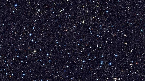 La pi accurata mappa in 3d dell 39 universo spazio for Immagini universo gratis
